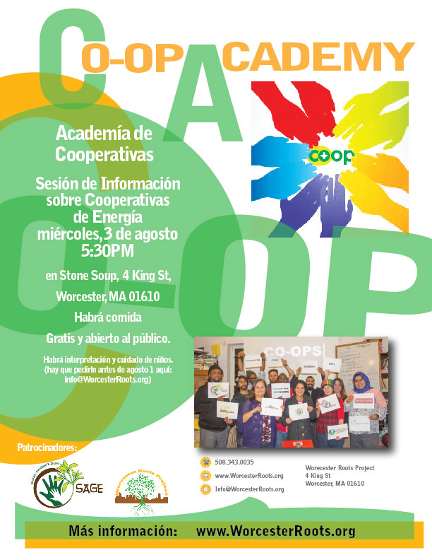 Co-op Academy Info Session Flyer_2016_ESP-01